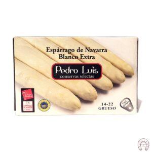 Espárragos Navarra D.O. Pedro Luis