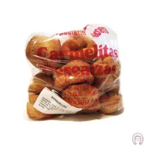 Rosquillas Caseras Monjas