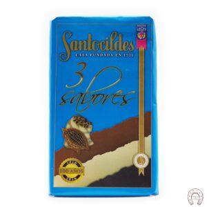 Chocolates Santocildes 3 Sabores