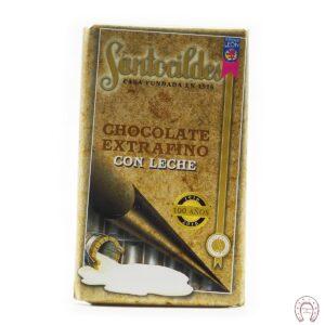 Chocolates Santocildes Extrafino con Leche