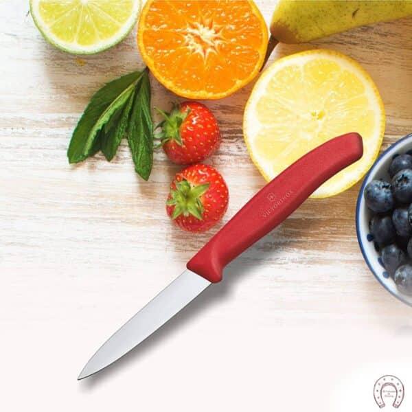 Cuchillo suizo afilado